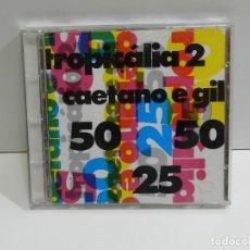 CDs de Música: DISCO CD. CAETANO E GIL - TROPICALIA 2. COMPACT DISC.. Lote 224649460