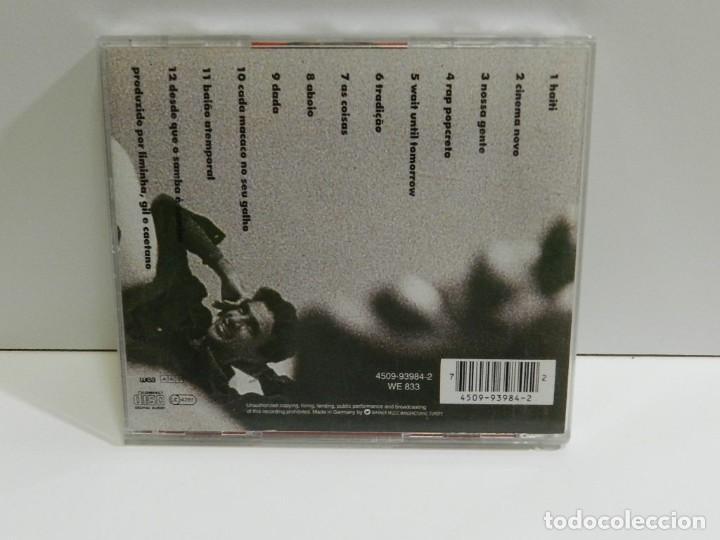 CDs de Música: DISCO CD. CAETANO E GIL - TROPICALIA 2. COMPACT DISC. - Foto 2 - 224649460