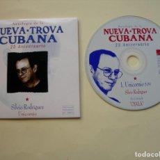 CD de Música: SILVIO RODRIGEZ / UNICORNIO / CD SINGLE. Lote 224679005