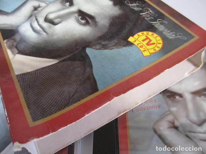 CDs de Música: lote 2 cd antonio molina la voz inmortal vol 2 y 3 - Foto 2 - 224692488
