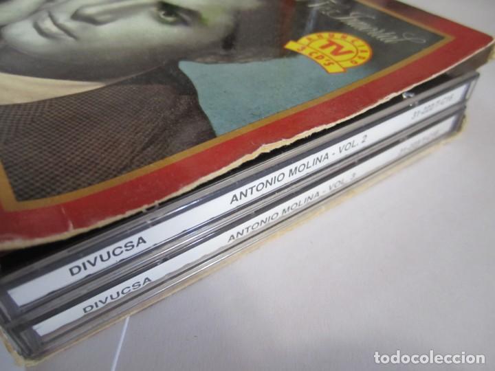 CDs de Música: lote 2 cd antonio molina la voz inmortal vol 2 y 3 - Foto 5 - 224692488