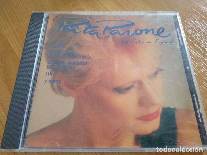 RITA PAVONE CD SUS EXITOS EN ESPAÑOL (Música - CD's World Music)