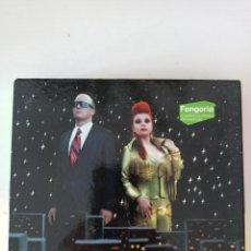 CDs de Música: FANGORIA CD ARQUITECTURA EFIMERA DECONSTRUIDA. Lote 224730012