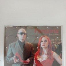 CDs de Música: FANGORIA CD SINGLE ENTRE MIL DUDAS. Lote 224730171
