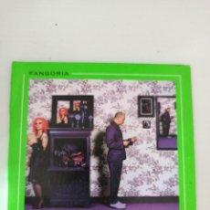 CDs de Música: FANGORIA CD SINGLE EL CEMENTERIO DE MIS SUEÑOS. Lote 224730236
