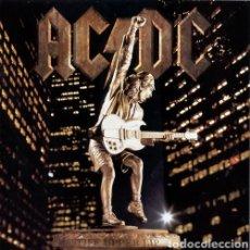 CDs de Música: CD ALBUM , AC/DC , STIFF UPPER LIP.. Lote 224740822