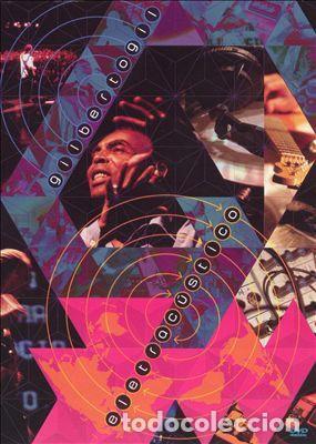 CDs de Música: GILBERTO GIL ELETRACÚSTICO ...ELECTROACÚSTICO CD 2004 - Foto 2 - 224805070