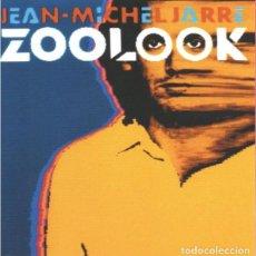 CDs de Música: JEAN-MICHEL JARRE ZOOLOOK. Lote 224805946