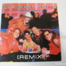 CDs de Música: CD MAGNETO VUELA VUELA REMIX VOYAGE VOYAGE. Lote 224812186