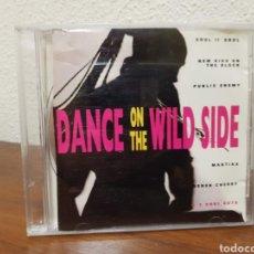 CDs de Música: CD DANCE ON THE WILD SIDE. Lote 224890031