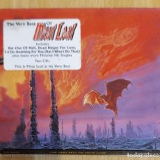 CDs de Música: MEAT LOAF (THE VERY BEST OF MEAT LOAF) 2 CD'S 1998. Lote 224906035