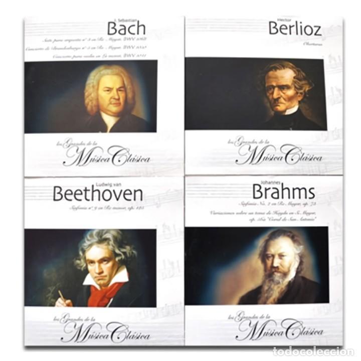 CDs de Música: GRANDES MAESTROS MÚSICA CLÁSICA COLECCIÓN 25CDs - Foto 4 - 224954730