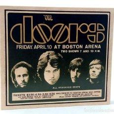 CDs de Música: THE DOORS: LIVE IN BOSTON 1970 (3 CD) (THE DOORS MUSIC COMPANY) (CB). Lote 224957397