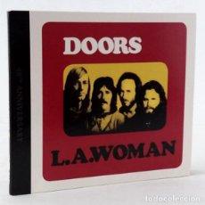 CDs de Música: THE DOORS: L. A. WOMAN 40TH ANNIVERSARY EDITION (2 CD) (THE DOORS MUSIC COMPANY) (CB). Lote 224957736