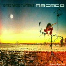 CDs de Música: MACACO (CD NUEVO PRECINTADO 2004) - ENTRE RAICES Y ANTENAS - DANIEL CARBONELL HERAS (CAJA PLASTICO). Lote 224971786