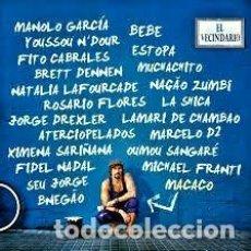 CDs de Música: MACACO (2010 CD NUEVO PRECINTADO) EL VECINDARIO - EMI 2010- DANIEL CARBONELL HERAS CON ESTOPA. Lote 224976887