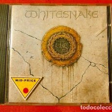 CDs de Música: WHITESNAKE (CD 1987 ED. HOLLAND) TITULO: 1987 - NEW&SEALED -MOTLEY CRUE - IRON MAIDEN- ROCK. Lote 224983995