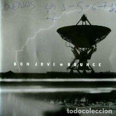 CDs de Música: BON JOVI (CD 2002) BOUNCE - ISLAND 2003 - ROCK HEAVY METAL - JON BON JOVI - BANDA ROCK USA. Lote 224984613