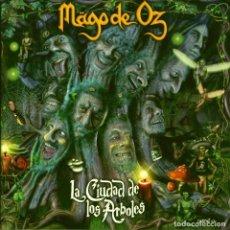 CDs de Música: MAGO DE OZ (CD 2007 NUEVO PRECINTADO) - LA CIUDAD DE LOS ABOLES -WARNER- ROCK HEAVY METAL ESPAÑOL. Lote 224985466