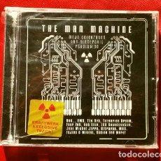 CDs de Música: THE MAN MACHINE (CD 2009 PRECINTADO) MOJO CELEBRATES THE ELECTRONIC REVOLUTION - KRAFTWERK. Lote 224986530