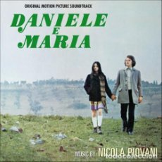 CDs de Música: DANIELE E MARIA - NICOLA PIOVANI. Lote 225001867