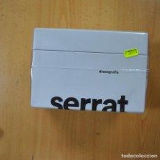 CDs de Música: SERRAT - DISCOGRAFIA - BOX CD. Lote 225026551