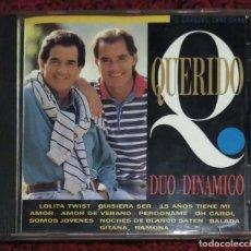 CDs de Música: DUO DINAMICO (QUERIDO DUO DINAMICO) CD 1993. Lote 225054282