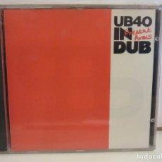 CDs de Música: UB40 - PRESENT ARMS IN DUB - CD - EUROPA - NUEVO. Lote 225064525