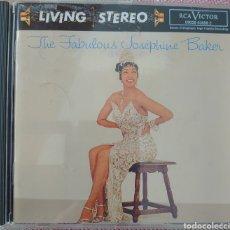 CDs de Música: JOSEPHINE BAKER CD SELLO RCA VÍCTOR EDITADO EN USA...AÑO 1995. Lote 225064705