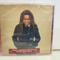 CDs de Música: TRACY CHAPMAN - LET IT RAIN - CD - 2002 - EUROPE - SEALED. Lote 225065140