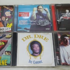 CDs de Música: LOTE DE 14 CD'S HIP HOP, RAP. Lote 225071620