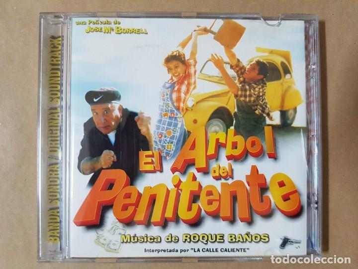 BSO ORIGINAL EL ÁRBOL DEL PENITENTE CON ELENA ANAYA Y ALFREDO LANDA. CINE ESPAÑOL (Música - CD's Bandas Sonoras)