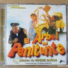 CDs de Música: BSO ORIGINAL EL ÁRBOL DEL PENITENTE CON ELENA ANAYA Y ALFREDO LANDA. CINE ESPAÑOL. Lote 225079808