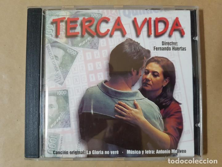 BSO ORIGINAL TERCA VIDA. CINE ESPAÑOL (Música - CD's Bandas Sonoras)