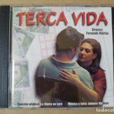 CDs de Música: BSO ORIGINAL TERCA VIDA. CINE ESPAÑOL. Lote 225080240