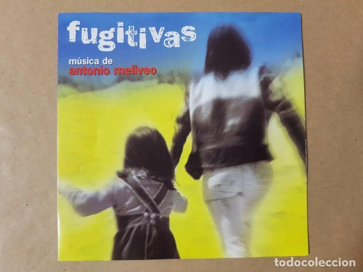 BSO ORIGINAL DE FUGITIVAS. CINE ESPAÑOL (Música - CD's Bandas Sonoras)