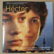 CDs de Música: BSO ORIGINAL HÉCTOR DE ÁNGEL ILLARRAMENDI CON ADRIANA OZORES Y ELIA GALERA. CINE ESPAÑOL. Lote 225081005