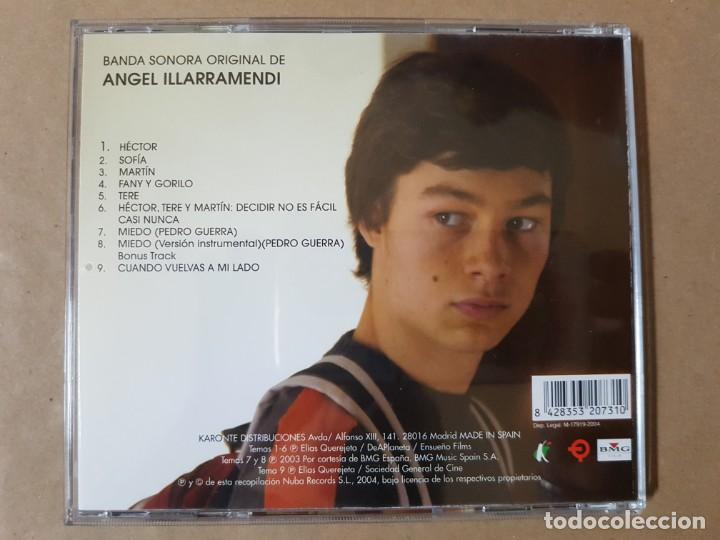 CDs de Música: BSO Original Héctor de Ángel Illarramendi con Adriana Ozores y Elia Galera. Cine Español - Foto 2 - 225081005