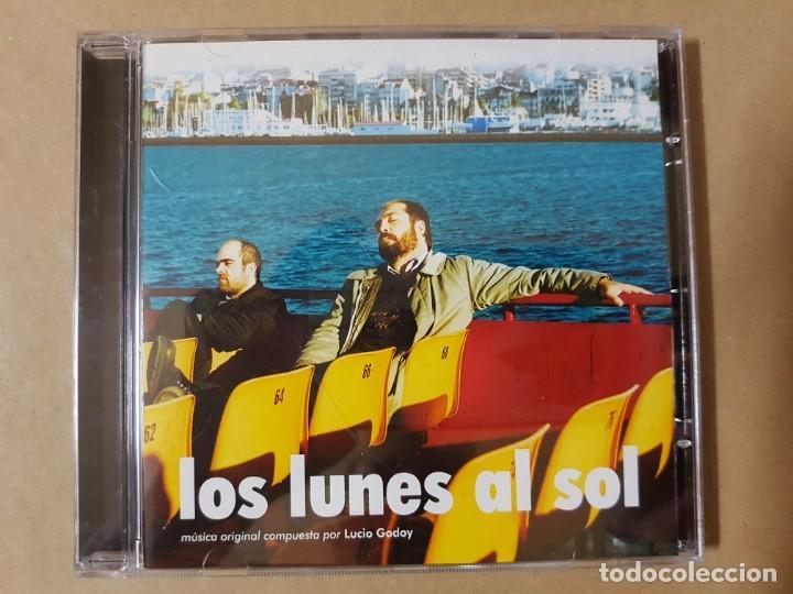 BSO ORIGINAL LOS LUNES AL SOL LUCIO GODOY LUIS TOSAR CINE ESPAÑOL (Música - CD's Bandas Sonoras)