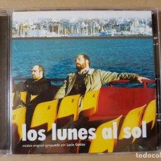 CDs de Música: BSO ORIGINAL LOS LUNES AL SOL LUCIO GODOY LUIS TOSAR CINE ESPAÑOL. Lote 225081271