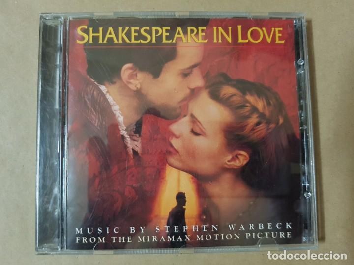 BSO ORIGINAL SHAKESPEARE IN LOVE (Música - CD's Bandas Sonoras)
