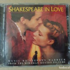 CDs de Música: BSO ORIGINAL SHAKESPEARE IN LOVE. Lote 225081343