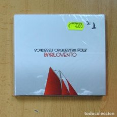 CDs de Musique: SONDESEU ORQUESTRA FOLK - BARLOVENTO - CD. Lote 225096042