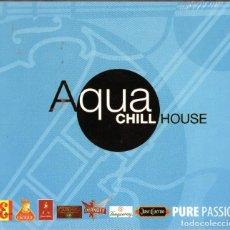 CDs de Música: PURE PASSION - AQUA CHILL HOUSE. Lote 225142015