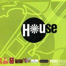 CDs de Música: PURE PASSION - HOUSE. Lote 225143180