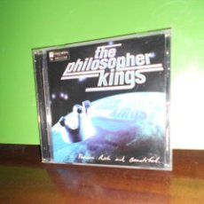 CDs de Música: THE PHILOSOPHER KINGS - FAMOUS RICH AND BEAUTIFUL - CD. Lote 225161410