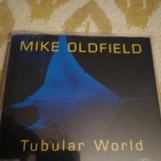 CDs de Música: MIKE OLDFIELD CD MAXI SINGLE TUBULAR WORLD. Lote 225210170