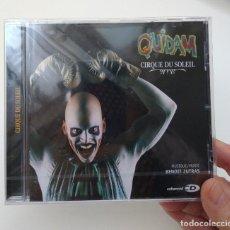 CDs de Música: CD QUIDAM, CIRQUE DU SOLEIL, PRECINTADO, 2005. Lote 225260985