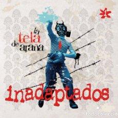 CDs de Música: INADAPTADOS - LA TELA DE ARAÑA. Lote 210941617