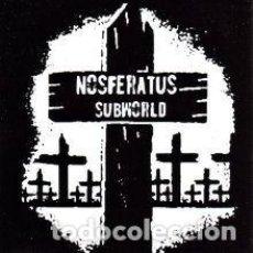 CDs de Música: NOSFERATUS - SUBWORLD. Lote 225300550